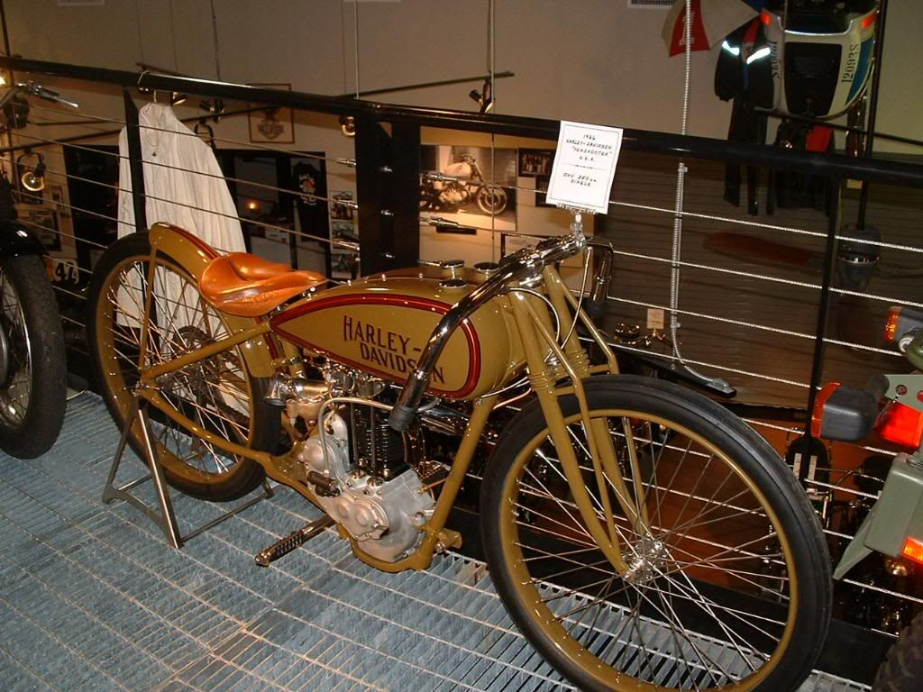 Rare 1928 Harley Model Ba Peashooter Single 350cc: This Meticulously Restored Piece Of Motorcycle History Is