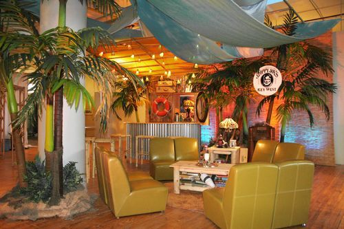 How To Host The Best Beach Party With Images Tropical Interior