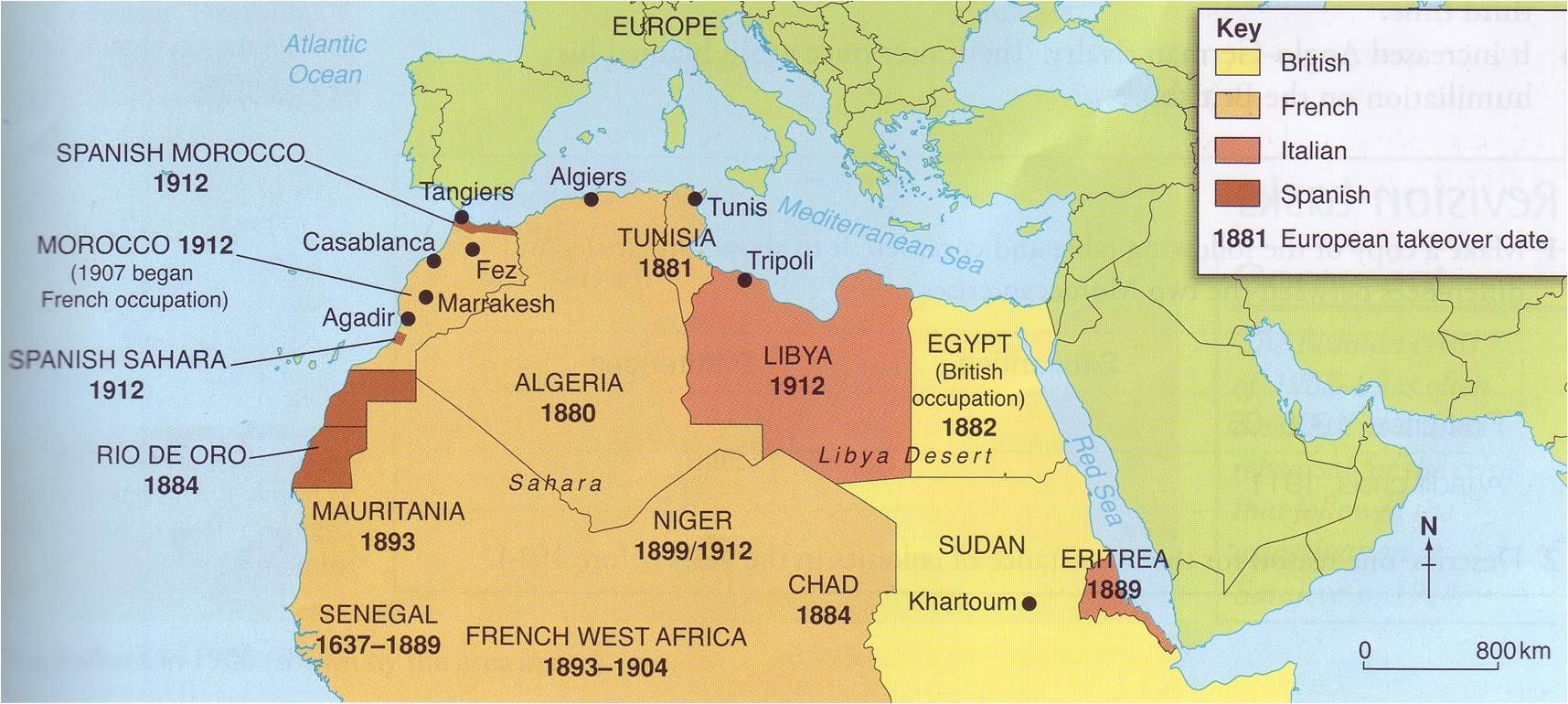 first moroccan crisis