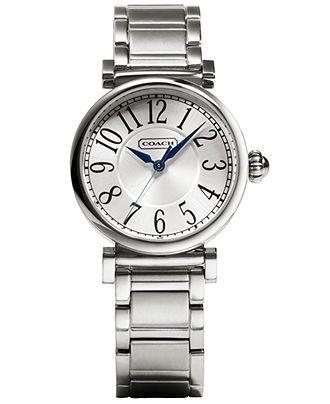 Coach Madison Fashion Bracelet Watch Women S Watches Jewelry