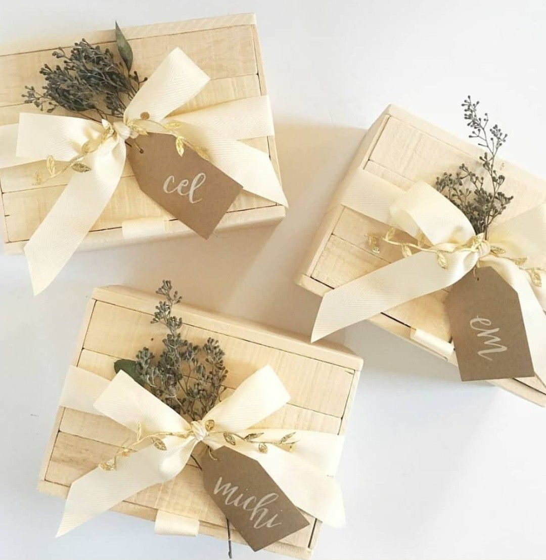 Pin By Isha Jain On Gift Me Now Gifts For Wedding Party Rustic