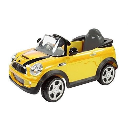 Kids Ride On Car Vehicle Battery-Powered 6-Volt Mini