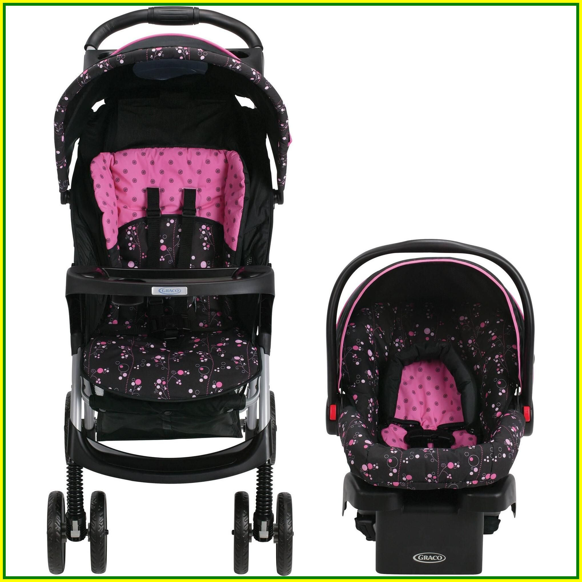 102 reference of pink infant car seat and stroller combo