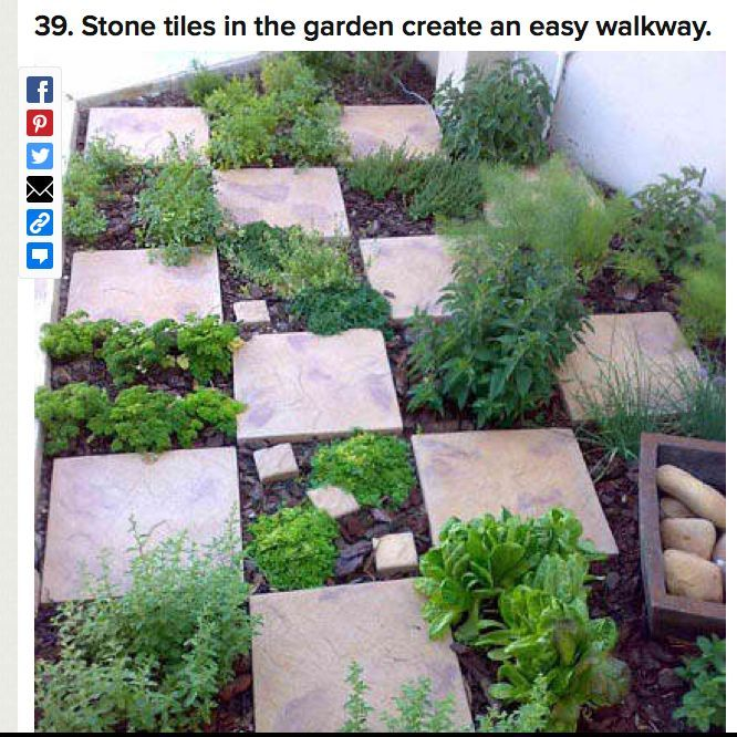 Small Herb Garden Ideas Small Herb Garden Idea