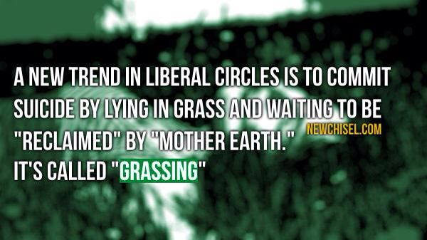 Grassy Ass ...