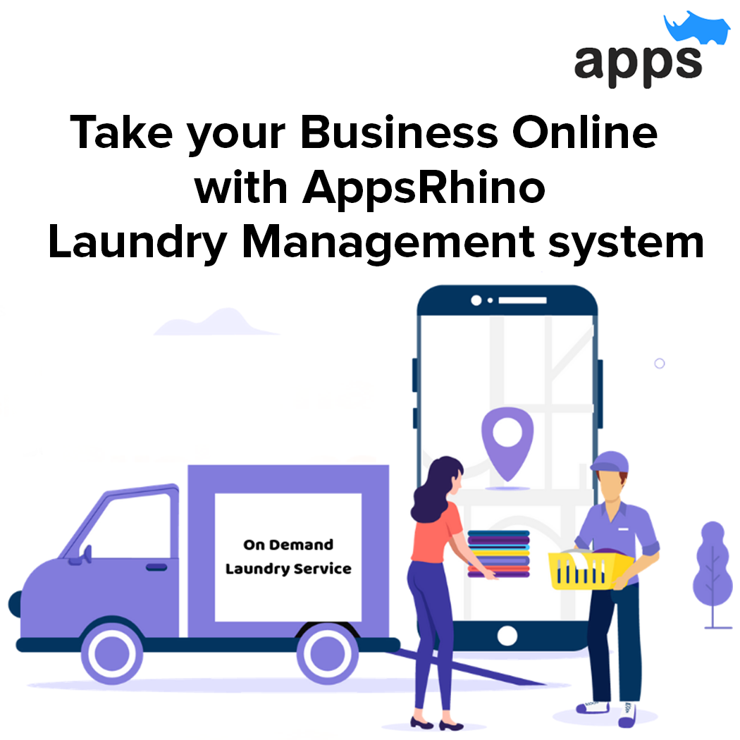 Pin On Laundry App Development