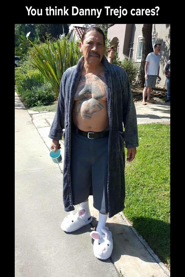 Legend Danny Trejo Awkward Pictures Funny Pictures