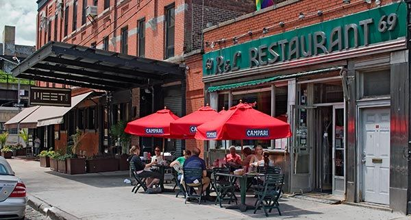 Meatpacking District Nyc Restaurants In New York Citys
