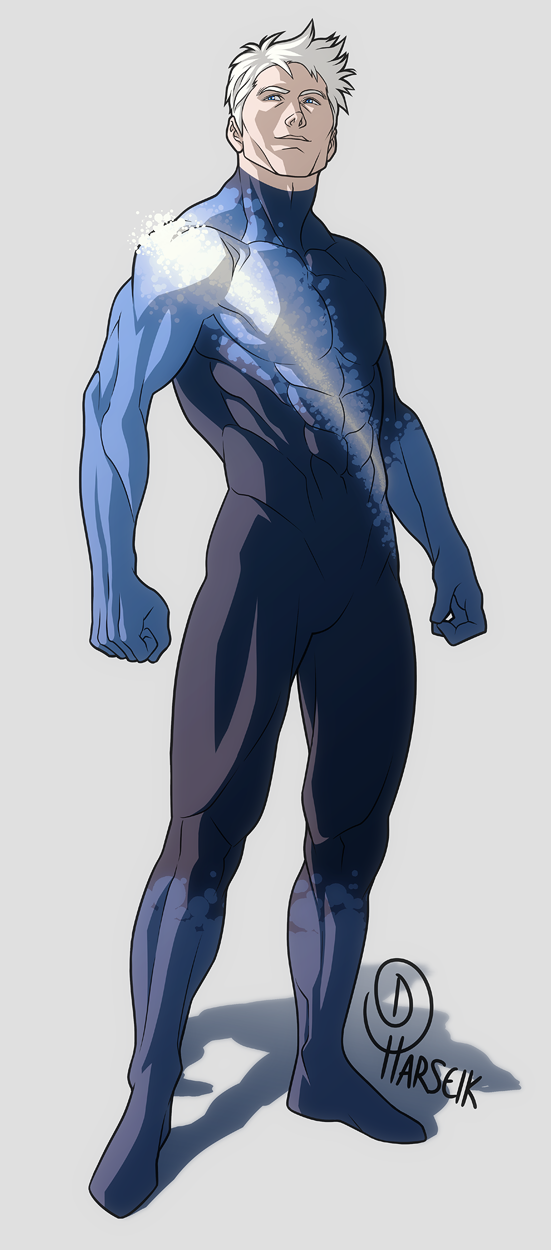 A Cel Shaded Full Concept Of The Oc Superhero Absolute Love That Name Says Everything About E Superhero Art Marvel Comic Character Concept Art Characters