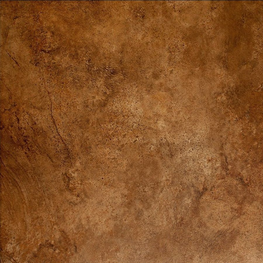 Style Selections Mesa Rust Porcelain Floor And Wall Tile Common 12 In X 12 In Porcelain Flooring Porcelain Floor Tiles Tile Floor