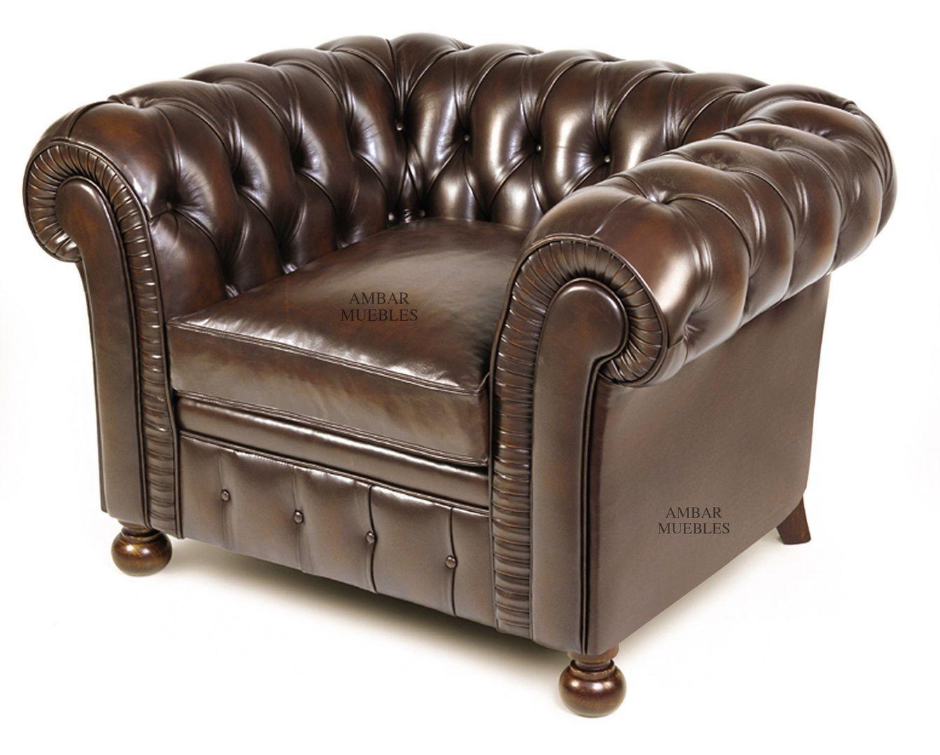 Sill N Piel Gales En Mbar Muebles Com Muebles Tapizados En  # Muebles Joseph And Pool
