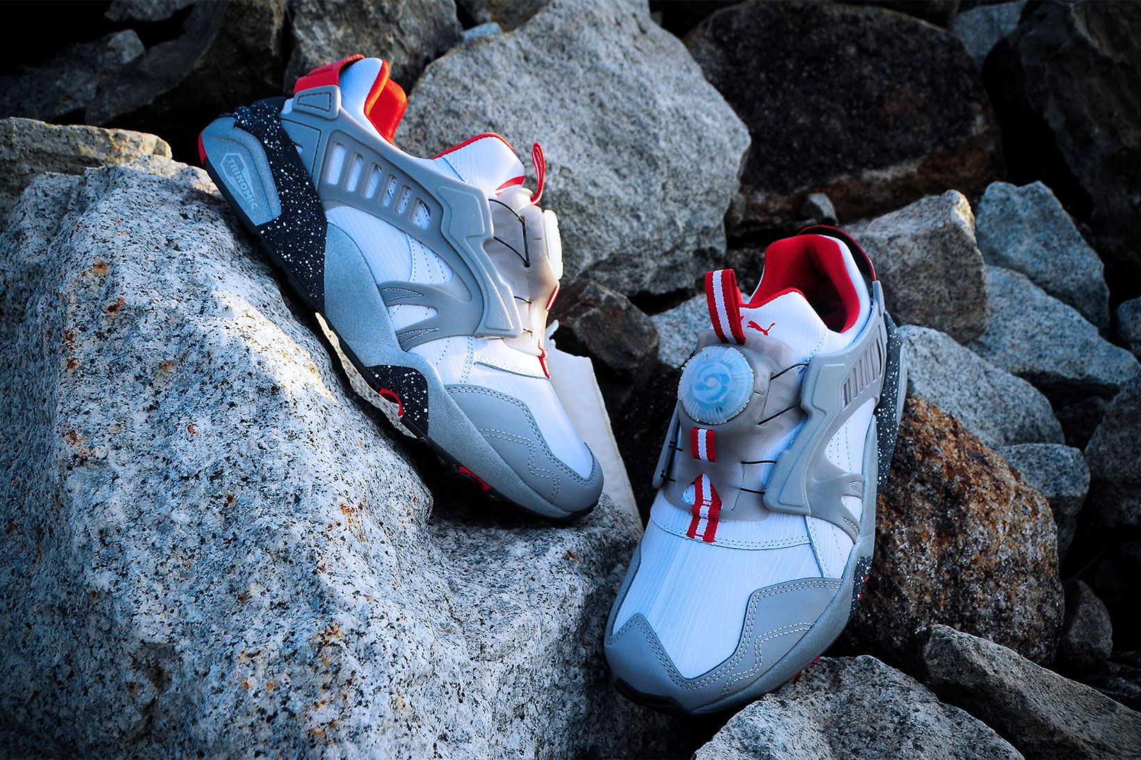 Limited Edt. x PUMA Continue Their Partnership With A Collection of Disc Blaze Sneakers