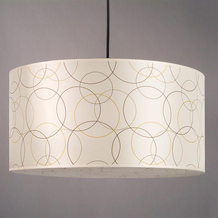$690 Lights Up! - Meridian Grande Pendant at 2Modern