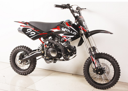 Apollo Pit Dirt Bikes Pit Bikes 125cc Pit Bike Pit Bike 125cc Apollo Dirt Bike