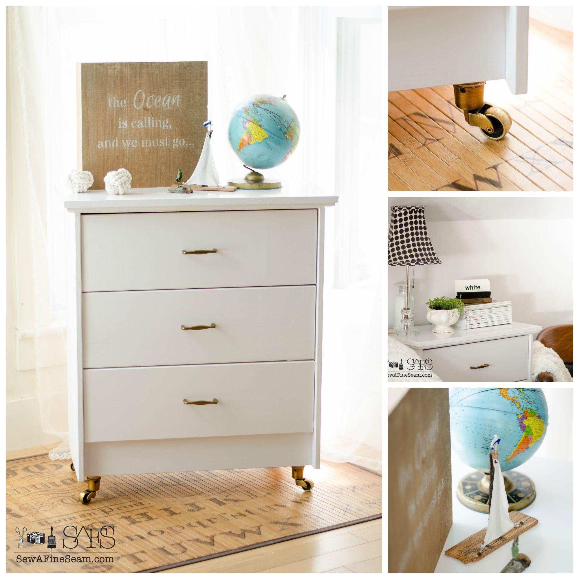IKEA Rast Hack | Furniture ideas, Ikea hack and Master bedroom ...