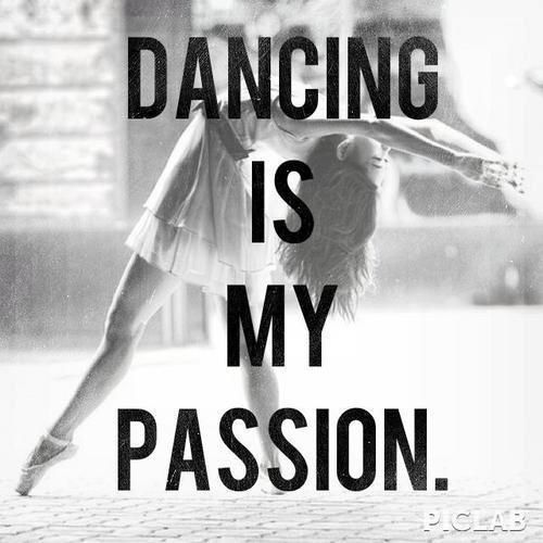 Dancing Is My Passion Lovedance Dance Capezio Inspiration