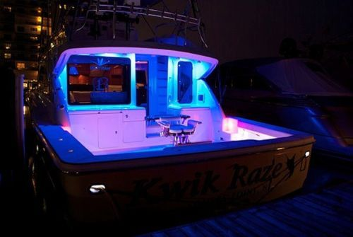 Marine Led Light Strips Alluring Boat Accent Light Waterproof Led Lighting Strip Rv Smd 5050 300 Leds Decorating Design
