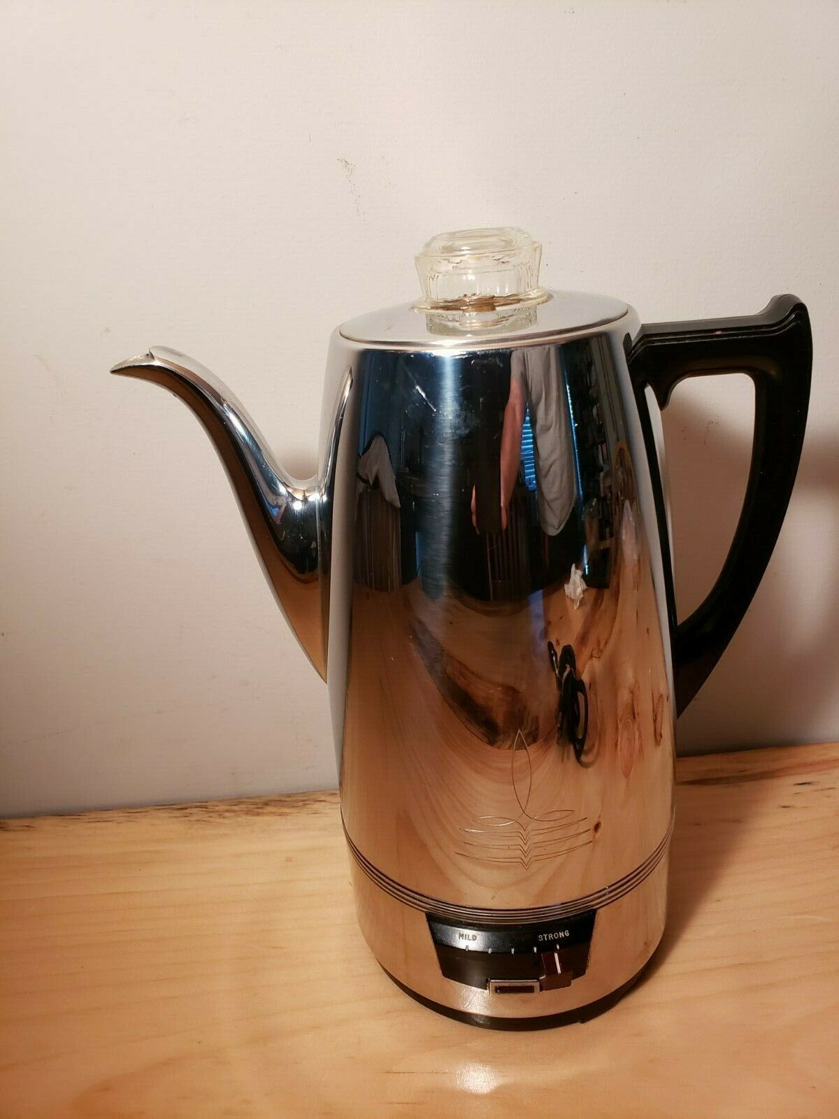 Details about Vintage RARE CoffeeMatic 4 cup electric