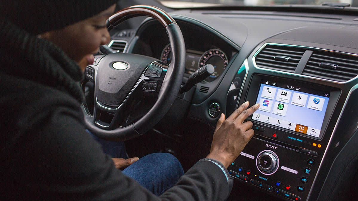 How To Reboot Your Car S Infotainment System Infotainment System