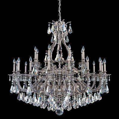 Schonbek sophia 24 light crystal chandelier crystal type heritage schonbek sophia 24 light crystal chandelier crystal type heritage handcut golden shade finish aloadofball Gallery