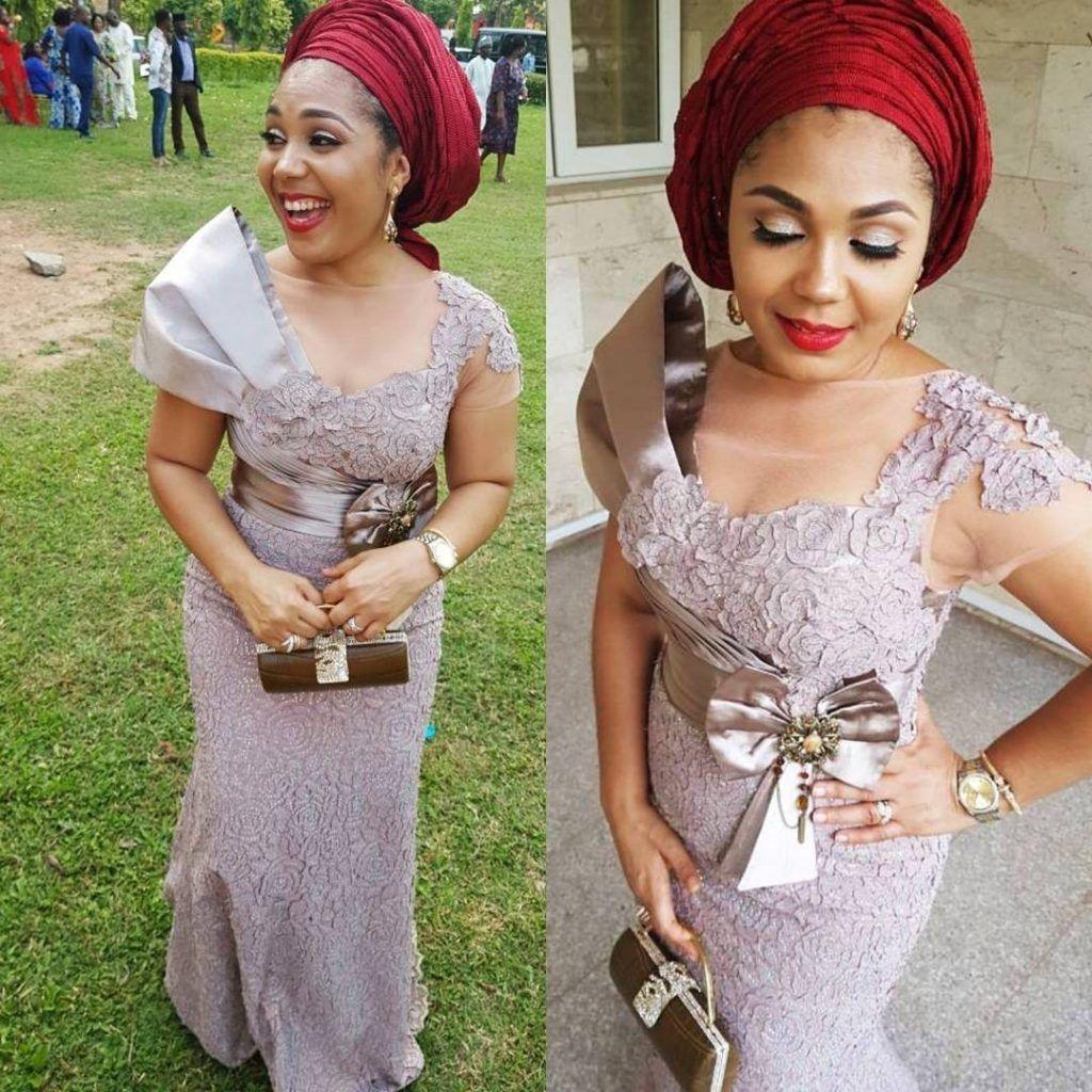 Wedding Hairstyles In Nigeria: Best Nigerian Lace Styles For Wedding 2017/2018 That Make