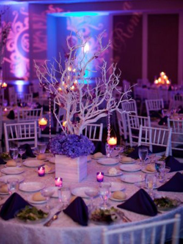 Purple And Silver Sweet 16 Decorations Google Search Baby Girls Sweet 16 Wedding