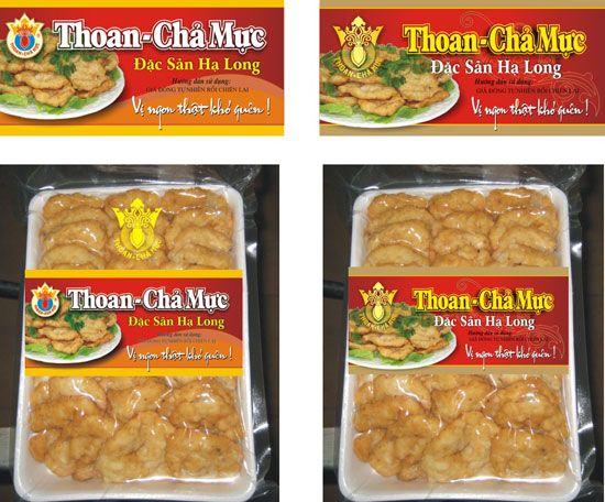 Nhận in nhãn hải sản đông lạnh giá rẻ các loại tại Hà Nội | Hải sản, Mac