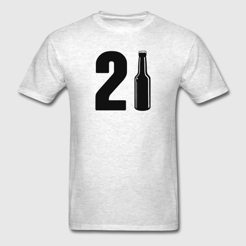 Just Turned 21 Beer Bottle 21st Birthday T Shirts Men S T Shirt 21st Birthday Shirts Guys 21st Birthday 21st Birthday