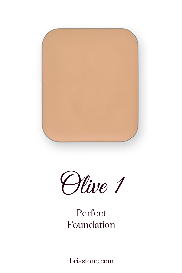 Olive 1 Perfect Foundation. Paraben Free. LimeLife by