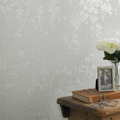 Floraison De Printemps Brume Argentée | Tapisserie | Pinterest