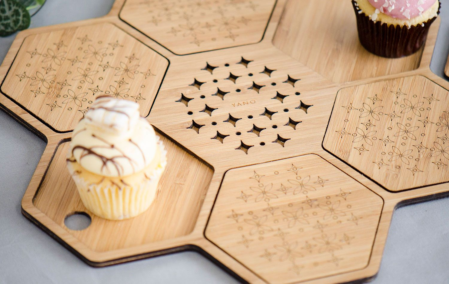 Products | Home Decor by Yano Designs - Designed & made with ♥ in Melbourne, Australia | Bamboo Coaster Set