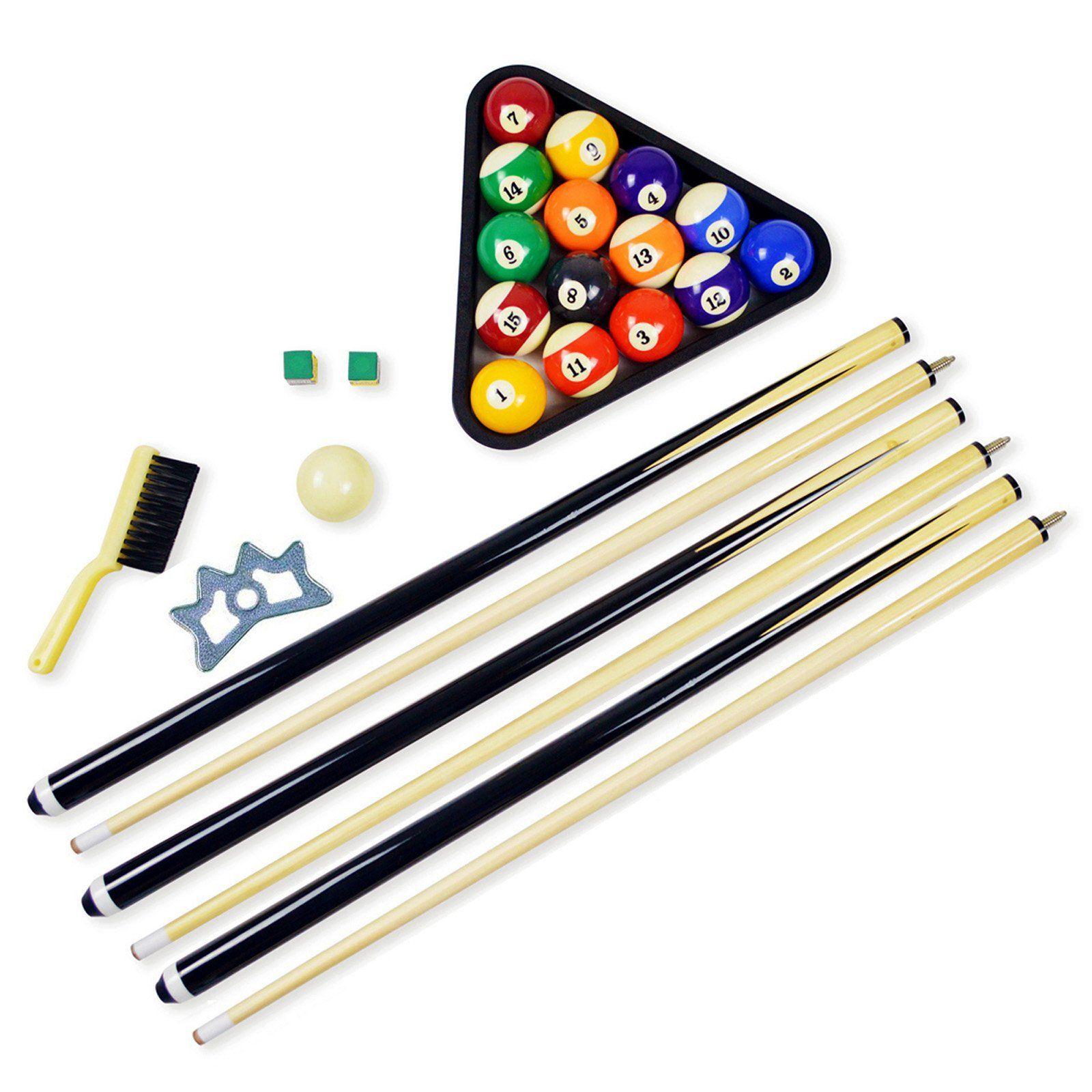 Hathaway Pool Table Billiard Accessory Kit Bg2543 Billiard