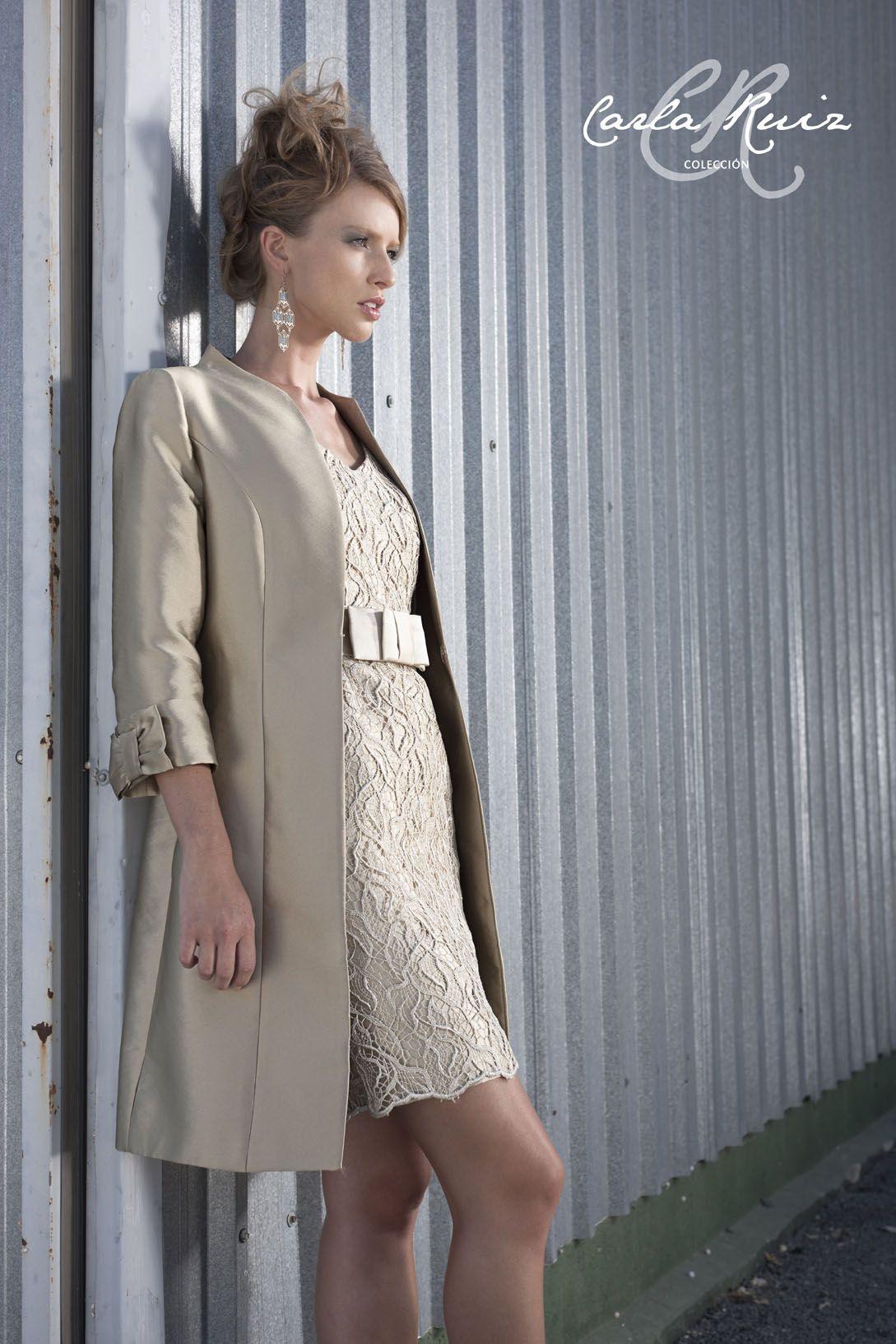 Vestido de Madrina de Carla Ruiz 2012 - Modelo 86233 | ELEGANTES ...
