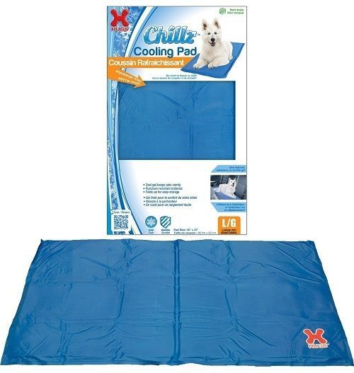 Cooling Dog Mat Comfort Cool Gel Safe Non Toxic Large Chilly Mat
