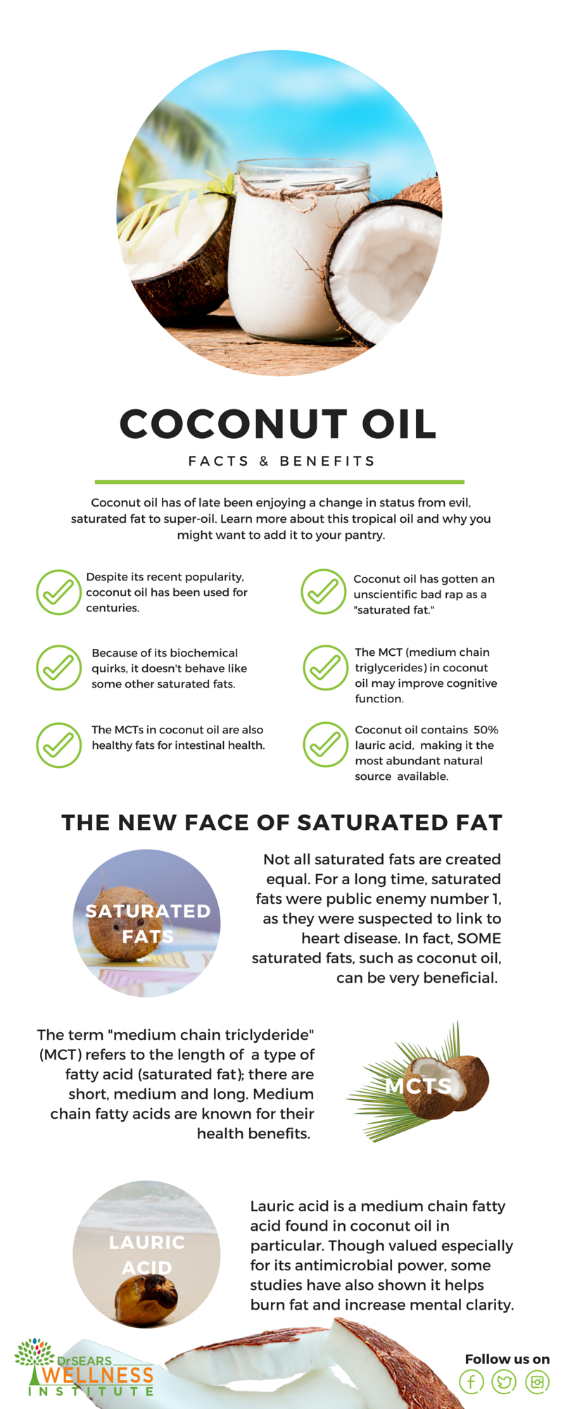 Facts and Benefits About Coconut Oil Coconut oil coffee