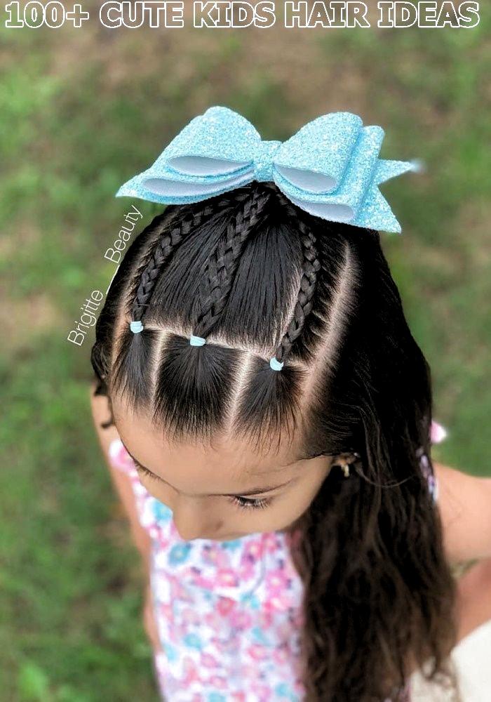 20+ Lovely Kids Braided Hair Ideas For 2020 New Trendy Hair Ideas   Debbymcleod Bohemianbraidedhairideas - Hair Beauty