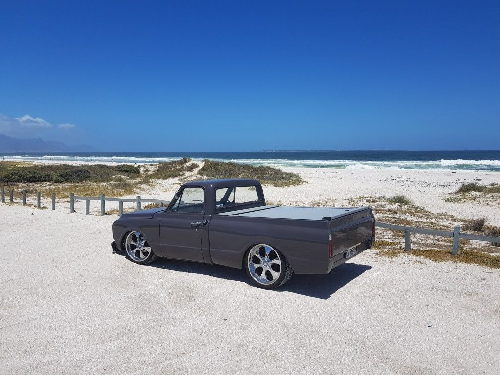 My Chev C10 Surf Truck Finally Done Chevrolet Trucks Classic