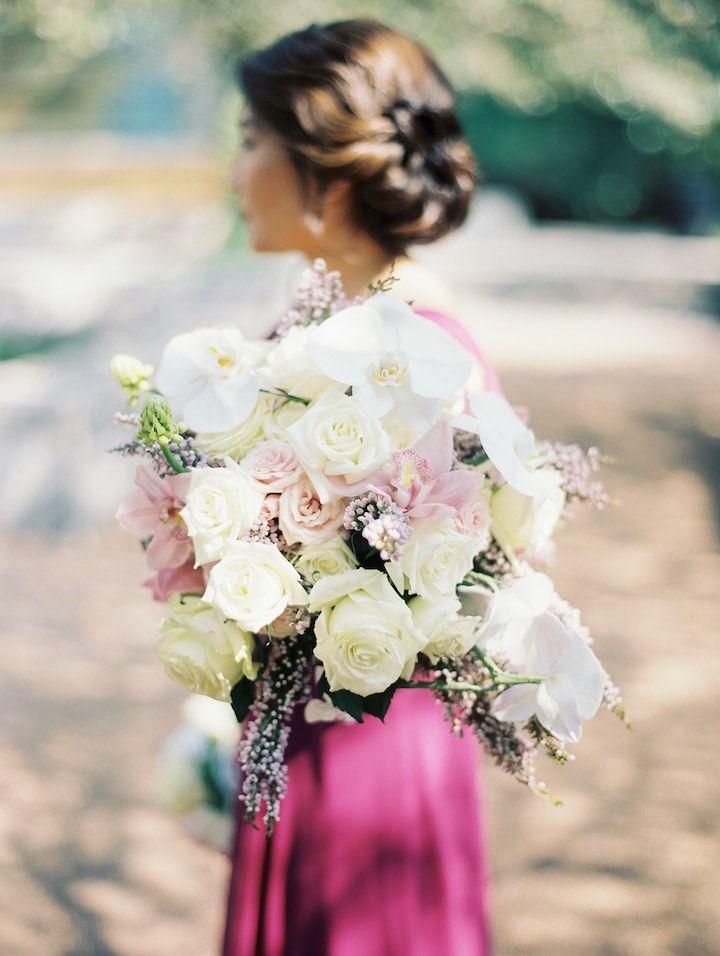 Featured photographer: Kristin La Voie Photography; wedding bouquet idea
