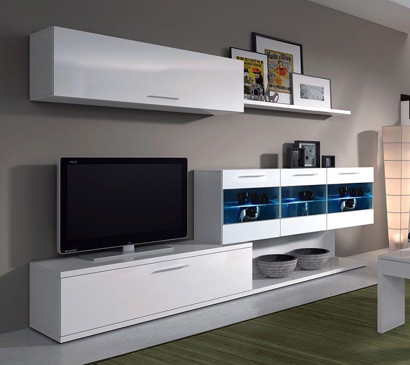 Muebles Comedor Baratos Valencia | Modulares Para Living Tv Lcd Led Wall Unit Muebles Para Tv