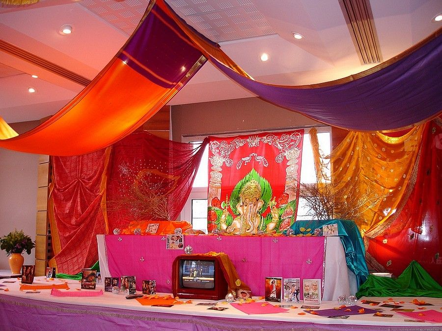 Bollywood Decorations | Bollywood Decor in paris ;) by ...