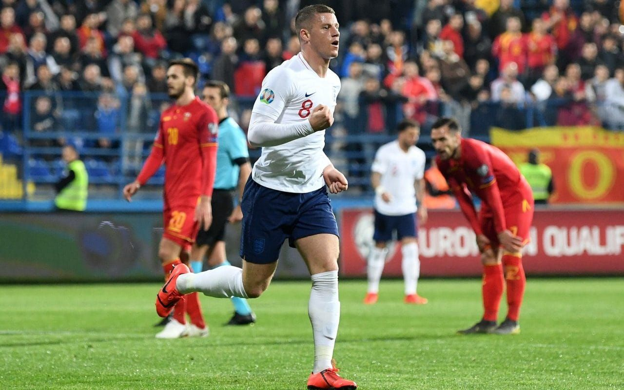 Ross Barkley Change in diet is the reason for improved