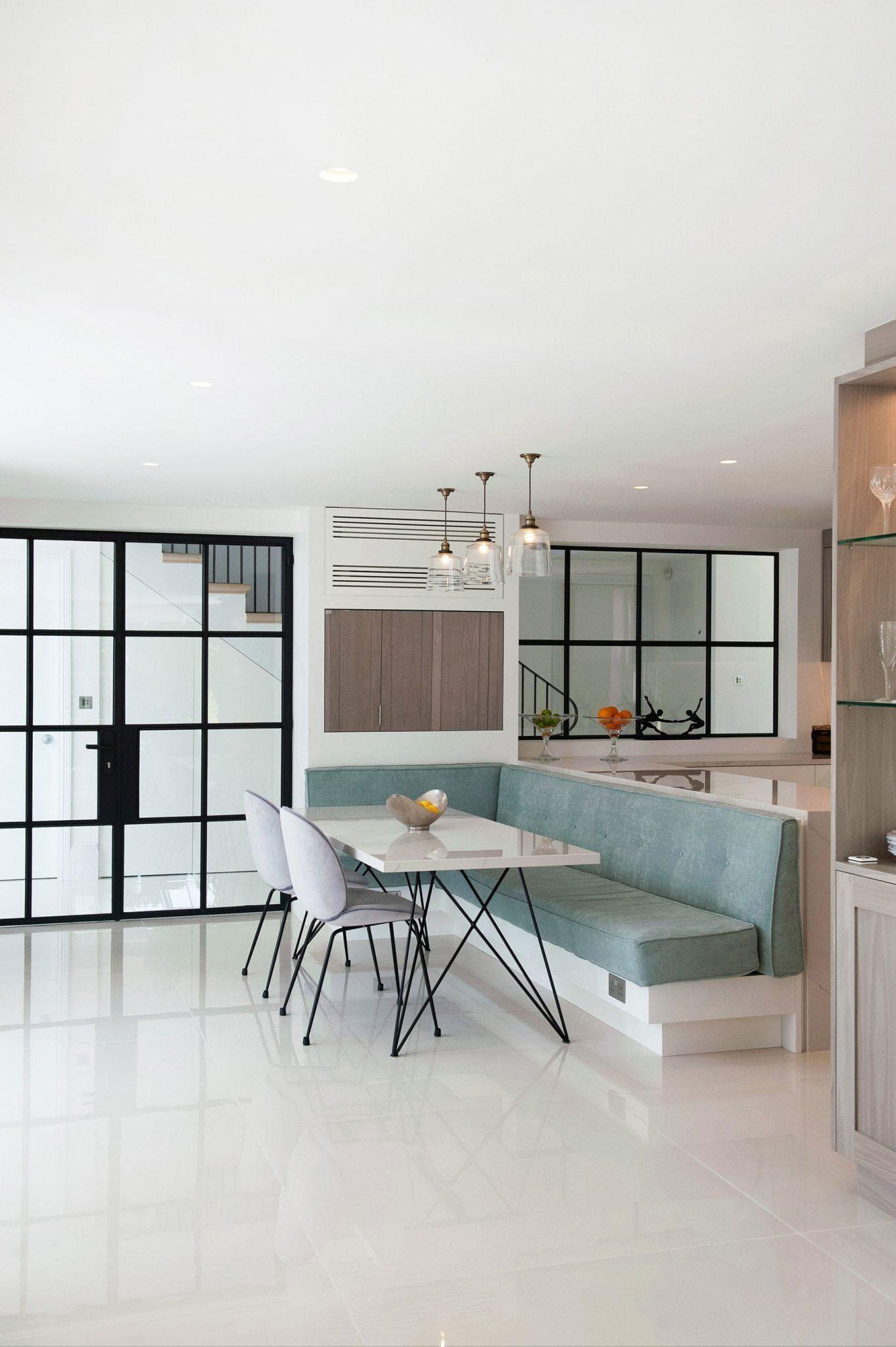Berkshire mansion bespoke kitchen interior design