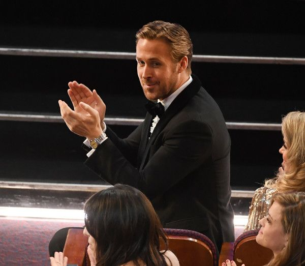 Ryan Gosling Photos Photos - Actor Ryan Gosling attends the 89th Annual Academy Awards at Hollywood & Highland Center on February 26, 2017 in Hollywood, California. - 89th Annual Academy Awards - Show