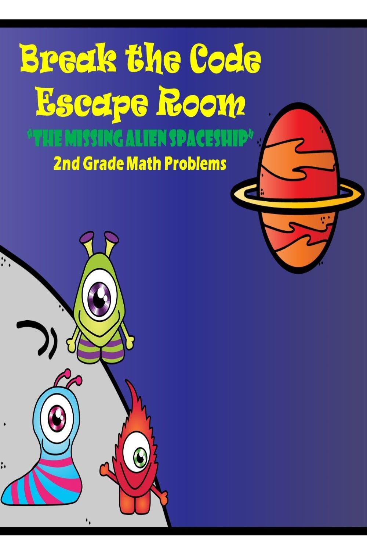 Math Escape Room Game For 1st Grade 2 99 Escape Room Escape Room Game Math [ 1500 x 1000 Pixel ]