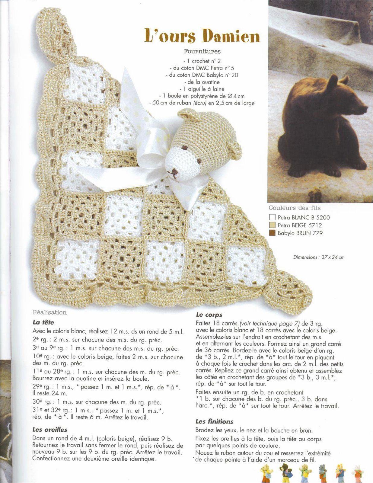 Dorme comigo! | mantas de apego | Pinterest | Crochet, Crochet baby ...