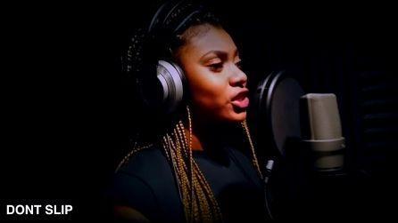 Bianca – Don't Slip (In Studio Video) | Canadian Hip Hop |