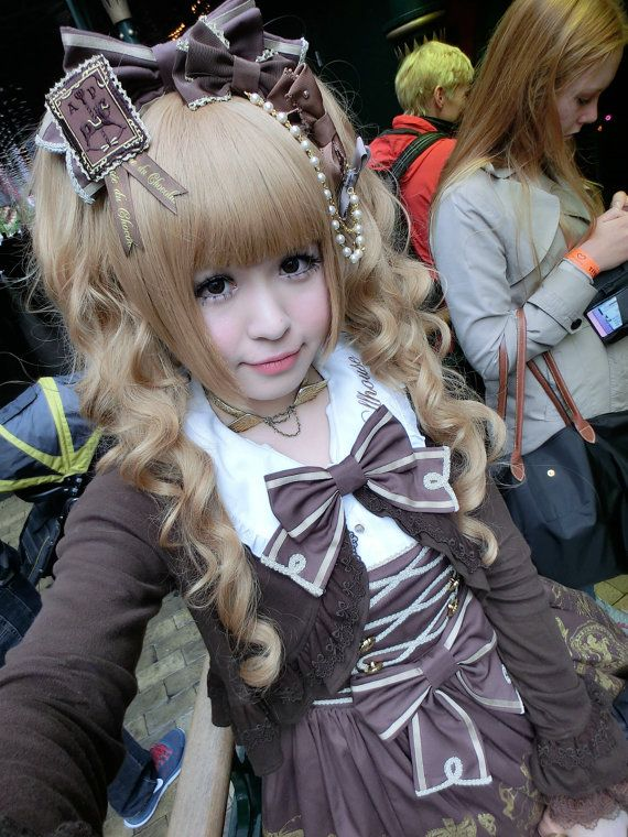 These AnimeStyle Wigs Are Fanciful, Beautiful, And