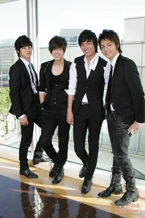 K Fashion Boys Before Flowers Boys Over Flowers Korean Drama Movies Boys over flowers wallpaper hd