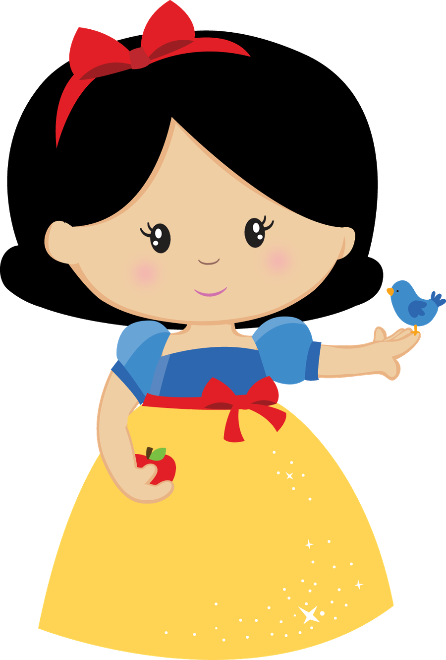 Kellkristy\'s Profile - Minus | Clip Art-Disney 6 Princesses! | Pinterest