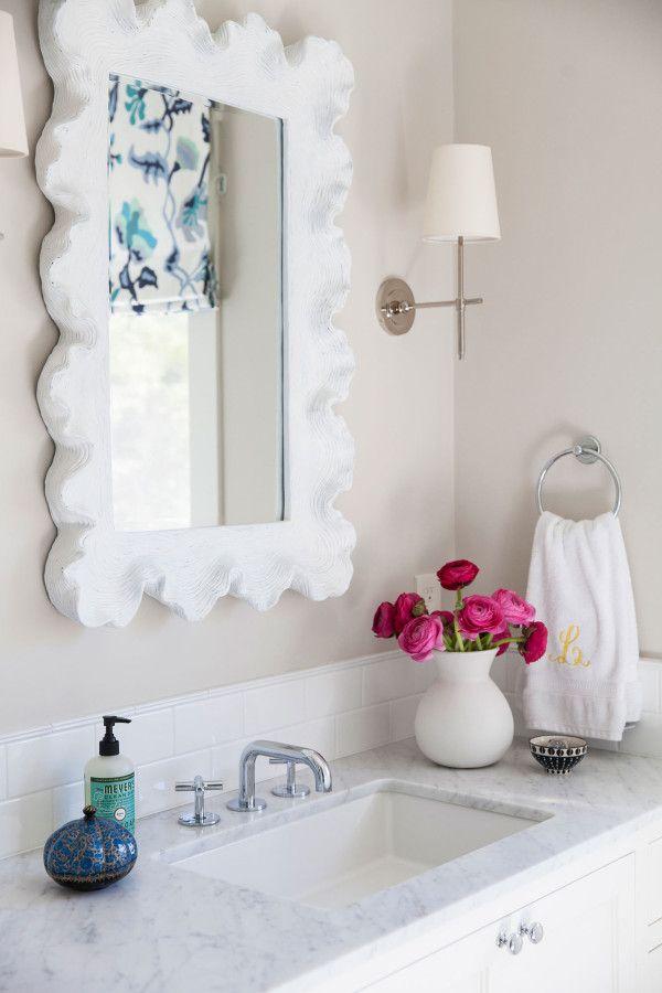 Mirror Design For Bathroom Endearing Love This Ballard Design Mirror  Design Eye Candy  Pinterest Inspiration Design
